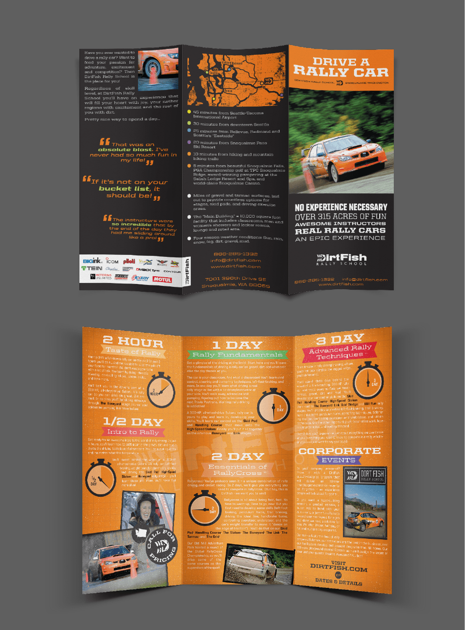 DirtFish Brochure