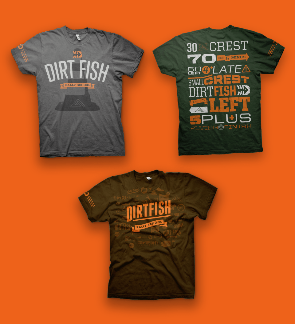 DirtFish Shirts
